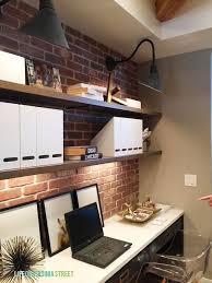 Loft Home Decor Best 25 Loft Office Ideas On Pinterest Loft Room Industrial
