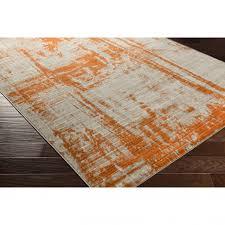 Shag Accent Rugs Coffee Tables Orange Shag Area Rugs Persian Rug Runner Rug Burnt