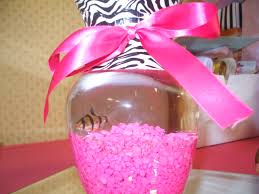 pink and black zebra print themed baby shower stripped live