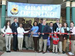 ggcc conducts ribbon cutting for nothing bundt cakes photo