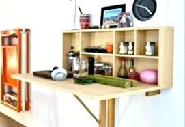 folding table with storage wall mounted folding table wall mounted folding desk enchanting wall