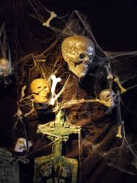 Scary Outdoor Halloween Decorations by 100 Creepy Halloween Decorating Ideas Best 25 Halloween