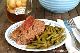 to die for meatloaf southern plate