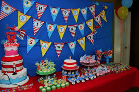 dr seuss birthday party ideas dr seuss birthday party