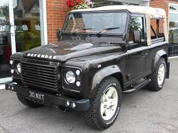 land rover defender 90 for sale used 2014 14 land rover defender 90 2 2td soft top urban truck