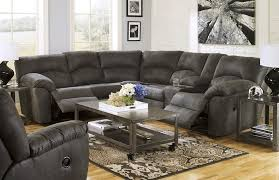 Microfiber Reclining Sofa Bradley S Furniture Etc Rustic Reclining Sofas And Recliners