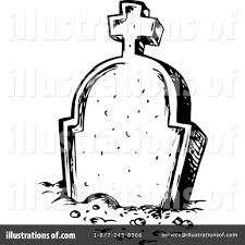 tombstone clipart 1124524 illustration by visekart
