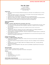 Responsibility Resume Cna Resume Skills Sop Example