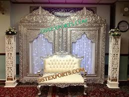 Wedding Backdrop Hd Silver Backdrop Panels