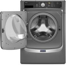 maytag mhw5100dc 27 inch 4 5 cu ft front load washer with 8 wash