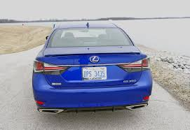 new 2016 lexus gs 350 2017 lexus gs 350 f sport review