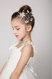 flower girl hair accessories aliexpress buy fashion women hair accessories