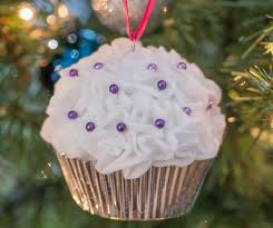 cupcake ornaments almost supermom