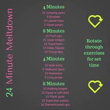 Bedroom Workout No Equipment 24 Minute Meltdown Simply Well Coaching
