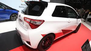toyota worldwide toyota yaris grmn limited to 400 units in europe