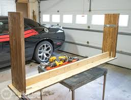 build a console table behind couch table how to build a rustic sofa console table couch
