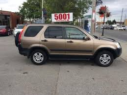 honda crv for sale toronto and used honda cr vs in toronto on carpages ca