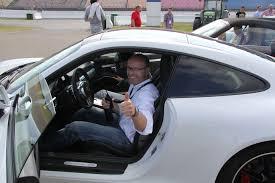 Porsche Zentrum Baden Baden Bertram Hornung Als Instruktor Hornung Motorsport