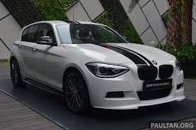 2014 Bmw 116i Bmw F20 1 Series Launched In Malaysia Autoevolution