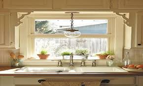 Window Over Sink In Kitchen by Faux Window Over Kitchen Sink Caurora Com Just All About Windows