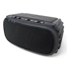 Ecoxgear Rugged And Waterproof Stereo Boombox Ecoxgear Ecocarbon Waterproof Speaker U2013 The Cabin Depot