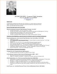 corporate resume template 14 corporate flight attendant resume template basic