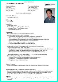Best Font For Resume Reddit by Best College Student Resume Example To Get Job Instantly
