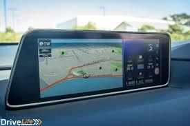 lexus rx 350 navigation system lexus rx350 f sport u2013 car review drive life