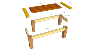 stunning plans to build wood patio furniture basic woodworking