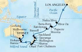 cruises to sydney australia seabourn cruises odyssey itinerary january 4 february 13 2016