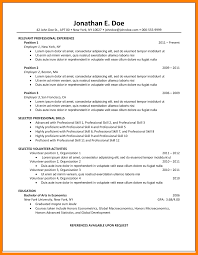 good resume example 6 good resume examples 2017 certifcate design good resume examples 2017 format resume download resume format u0026amp write the best pertaining to best resume example png