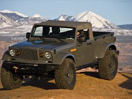 jeep safari concept 2017 easter jeep safari 2010