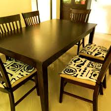 Dining Room Seat Covers Perfect Dining Chair Seat Covers With Ties Chairs Wearing Their