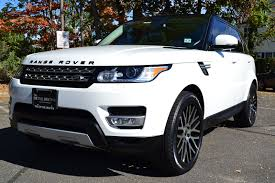 land rover sport custom 2015 land rover range rover sport pre owned