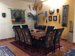 Mexican Dining Room Furniture Lovely Hacienda Style Home In Mexican Village Near Lake