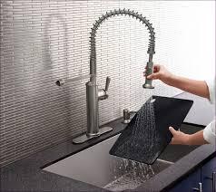 kitchen room magnificent front mount sink faucet moen wall mount