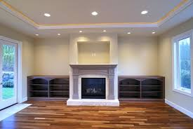 led lights fireplace for mantel entertainment center frosted