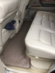lexus all season floor mats weather tech digital or all weather floor mats any other good