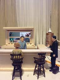 Mini Table Ls 58 Best Mini Shop Furniture Images On Pinterest Doll Houses