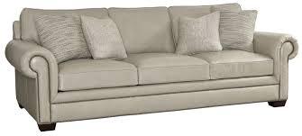 sofa 2017 leather bernhardt