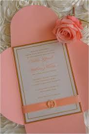 Wedding Invitations Houston Coral Wedding Invitations Marialonghi Com