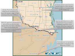 Map Of Old Mexico by On The Front Lines Border Security Migration And Humanitarian