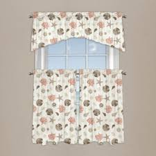 Window Curtain Valance Buy Kitchen Curtains Valances From Bed Bath U0026 Beyond