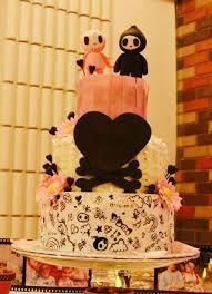 tokidoki wedding cake definitely the most unique wedding cake i