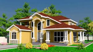 Villa Designs And Floor Plans House Designs And Floor Plans Ghana Youtube