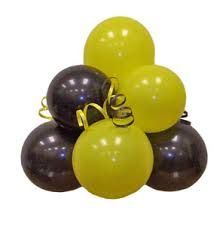 Table Top Balloon Centerpieces by Tabletop Balloon Decoration For Weddings Events Parties Decor