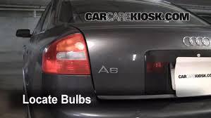 audi brake light brake light change 1998 2004 audi a6 2004 audi a6 3 0l v6