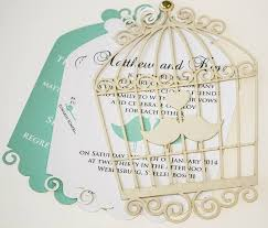 birdcages for wedding birdcage wedding invitations picture of amosval