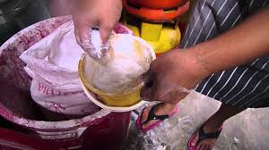 preparing plaster of paris clay craft malaysia youtube