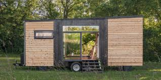 Grandma Backyard House Granny Pods Allow Elderly Family Members To Live In A High Tech